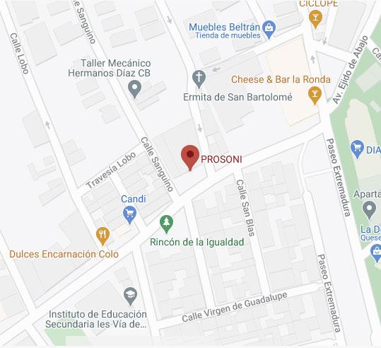 Servicios de sonido, iluminación y vídeo en Casar de Cáceres
